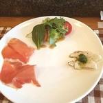 テロワール - 料理写真:前菜