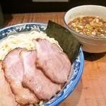 めん処 樹 - つけチャーシュー麺 大盛