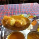 アスミタ - チキンカレー