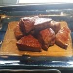 鉄板焼 やまなみ - 牛肉