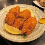 さかなの台所 オリエンタル - カキフライ2015.12.19