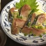 朱蔵 - しめ鯖