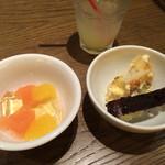 SALVATORE CUOMO & BAR - デザート