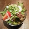 ビアパブ ファイズ - 料理写真:ランチのサラダ