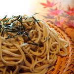 蕎麦 いち - そばきり850円