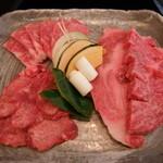 とがし肉家 - 料理写真:特選盛り