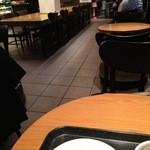 スターバックス・コーヒー - 店内の様子