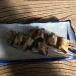 川魚料理 はや幸 - 弁慶焼き