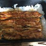 川魚料理 はや幸 - うな重(梅)