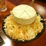 45680821 - カマンベールチーズもんじゃ (1080円)