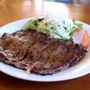 ハウス・ロザーナ - 料理写真:お肉たっぷりステーキセット