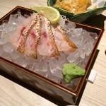水魚 - のどぐろのお造り(\1980)