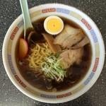 しのだ - 料理写真:和風ラーメン