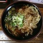 長命うどん - 料理写真:中華そばヌル+野菜