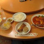 鳳林 - 小海老のチリソース煮_2015/12