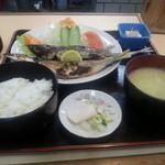 みやこ家 - 焼き魚定食