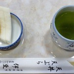 天丼 天ぷら 伊豆家 - 漬物