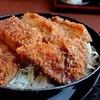 とんかつ ソースかつ丼 きらく - 料理写真:分厚くカット