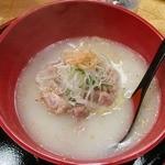牛骨屋 バカボーン - 白麺