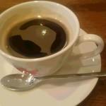カンティーナ シチリアーナ - 食後のコーヒー