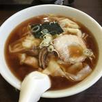 らーめん 来集軒 - 「ワンタン麺」770円