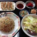 みよし食堂 - Aセット1000円