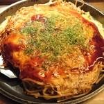 一銭坊 - 広島焼(肉・卵・そば)