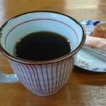 45693364 - サービスコーヒー