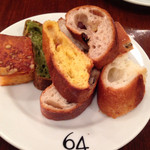 45693384 - パン食べ放題美味しい(≧∇≦)