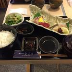 関西割烹 なごみ - お造り定食¥1500