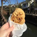武雄亭 - 料理写真:たい焼き