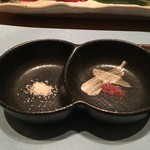 旅亭 まんぷく - 塩は2種類