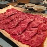 旅亭 まんぷく - タレ焼肉