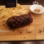 大衆肉バル ミスターヨーロッパ - バベットステーキ