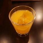 大衆肉バル ミスターヨーロッパ - オレンジジュース
