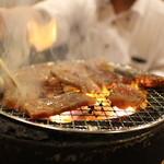 仁 - 2015年12月再訪:肉焼きまくり☆