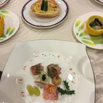 プラザホテル吉翠苑 - 料理写真:クリスマスディナーショー