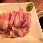 丿貫 - 炙り肉刺し!