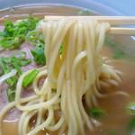 花くまサッポロラーメン - 中太ストレート麺