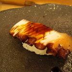 寿し 祇園 松田屋 - 煮蛸。