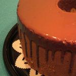 cafe & food Le Bercy - チョコシフォンです^^♪