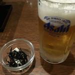 郷 - 生ビール小