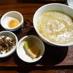 茶母 - あわび粥定食