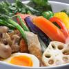 札幌スープカレーHIGUMA  - 料理写真:ベジタブルスープカレー