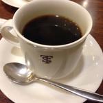 45705035 - お店のロゴが入った渋いカップ^ ^