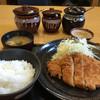 Teuchitonkatsukatsuichi - 料理写真:ロースカツ お手軽定食