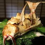 懐石 瓢樹 - 披露宴 祝鯛