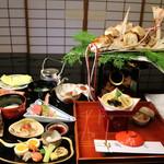 懐石 瓢樹 - 披露宴 懐石料理
