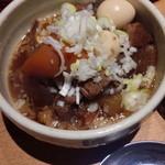 Gyouzasakabaootaya - 牛すじ煮込み(15-12)