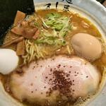 麺屋 利休 - 味玉醤油らぁめん